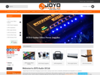 JOYO Audio UK Limited - Guitar Effects reviews