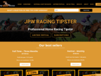 JPW Racing Tipster reviews