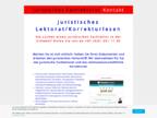 Juristischeslektorat reviews