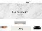 LA  Luxury Candles reviews