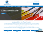 Landlord Safety Certificate reviews