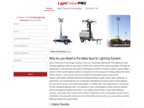 Lighttowerpro.com reviews