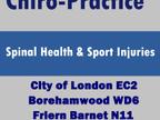 London Chiro-Practice EC2, N11 & WD6 reviews