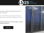 LS25 Web Hosting reviews