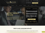 Luxor Limo reviews