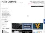 Mays Clothing reviews