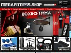 Megafitness Shop reviews