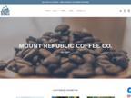 Mount Republic Coffee Co. reviews