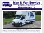 Mr T's Man and Van reviews