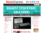 Music Express reviews