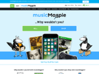 musicMagpie reviews