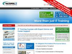 National IT Learning Centre reviews
