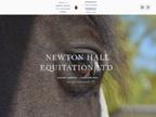 Newton Hall Equitation Ltd reviews