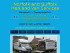 Norfolk Suffolk Removals & Transport reviews
