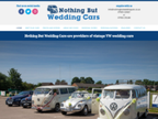 Nothing but Wedding Cars reviews