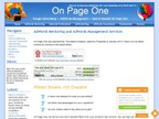 On Page One reviews