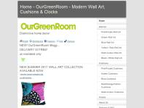 Ourgreenroom reviews