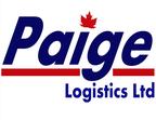 Paige Logistics Ltd reviews