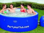Party Hot Tub reviews