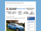 Paul Cannell Driving School reviews