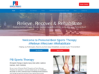 PB Sports Therapy reviews
