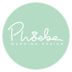 Phoebe Wedding Design reviews