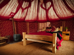 Plush Tents Glamping reviews