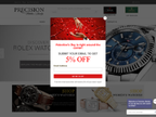 Precision Watches & Jewelry reviews