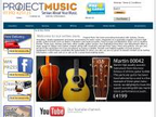 Projectmusic reviews