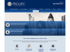 Prolific Mortgage Finance reviews