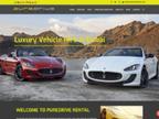 PureDrive Rental reviews