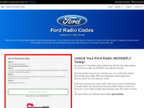 Radio Codes Online reviews