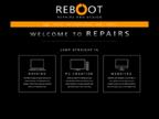 Reboot Repairs and Design reviews