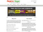 Regime: Vegan reviews