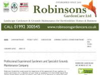 Robinsons GardenCare Limited reviews