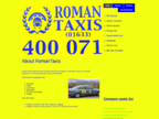 Roman Taxis reviews