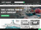 Scott+Sargeant Woodworking Machinery reviews