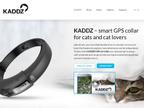 KADDZ – smart GPS collar for cats and cat lovers reviews