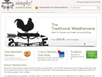Simply Weathervanes reviews