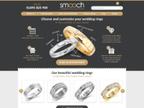 Smooch Wedding Rings reviews