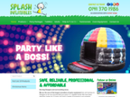 Splash Inflatables & Event Ninja reviews