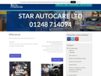 Star Autocare Ltd reviews