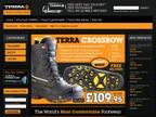 Terra Footwear reviews