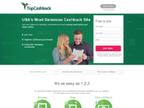 TopCashback USA reviews