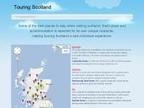 Touring Scotland reviews