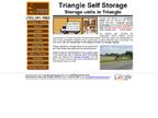 Triangle Self Storage reviews