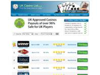 Ukcasinolist reviews