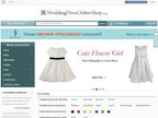 Weddingdressonlineshop reviews