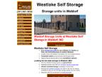 Westlake Self Storage reviews