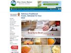 Wise Choice Market reviews
